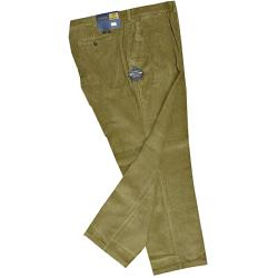 CLEARANCE - OAKMAN Quality  Comfort fit Cordurouy Trousers CAMEL 44 ""