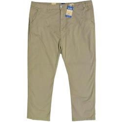 "KAM Comfort Cotton Chino with active stretch TAUPE  40 - 70"" Short and Regular"