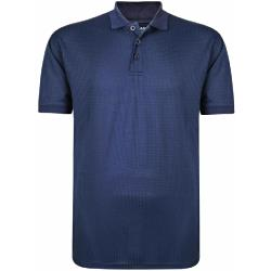 NEW - KAM SPORTS POLO NAVY  2 - 8XL