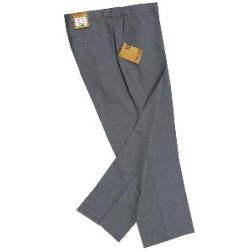 "FARAH Flex-trousers with Self-adjusting waistband GREY 44 - 64"" S/R"